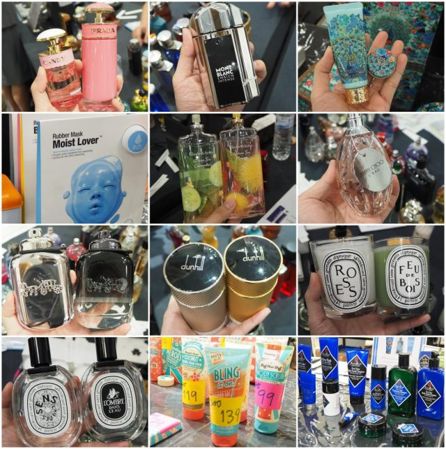 Fragrance & Skincare SALE 2019 by Luxasia ที่ อัมรินทร์ พลาซ่า (13 - 15 พฤศจิกายน 2562)