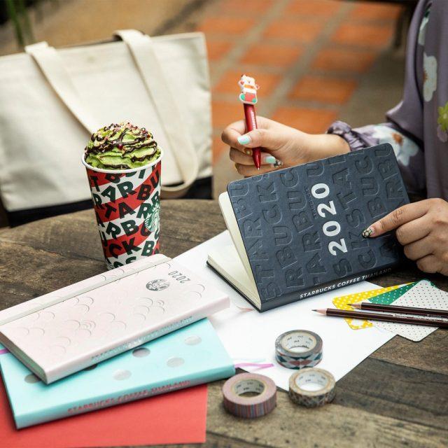 Starbucks Planner 2020 by MOLESKINE (14 - 30 พฤศจิกายน 2562)