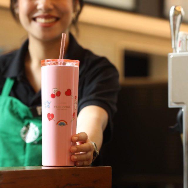 Starbucks ทุกวันพุธ นำแก้วมาเอง ลด 20 บาท (ถึง 19 กุมภาพันธ์ 2563)