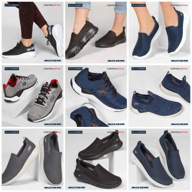 Skechers SALE ซื้อรองเท้า คู่ที่ 2 เพียง 20 บาท (17 - 31 ก.ค. 2563)