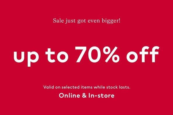 H&M Mid Season Sale ลดสูงสุด 50% ทุกสาขา และออนไลน์ (เริ่ม 16 มี.ค. 2564)