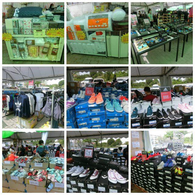 Outlet Warehouse Sale 2021 ที่ เอาท์เล็ท มอลล์ จรัญ 46 (4 - 7 มี.ค. 2564)